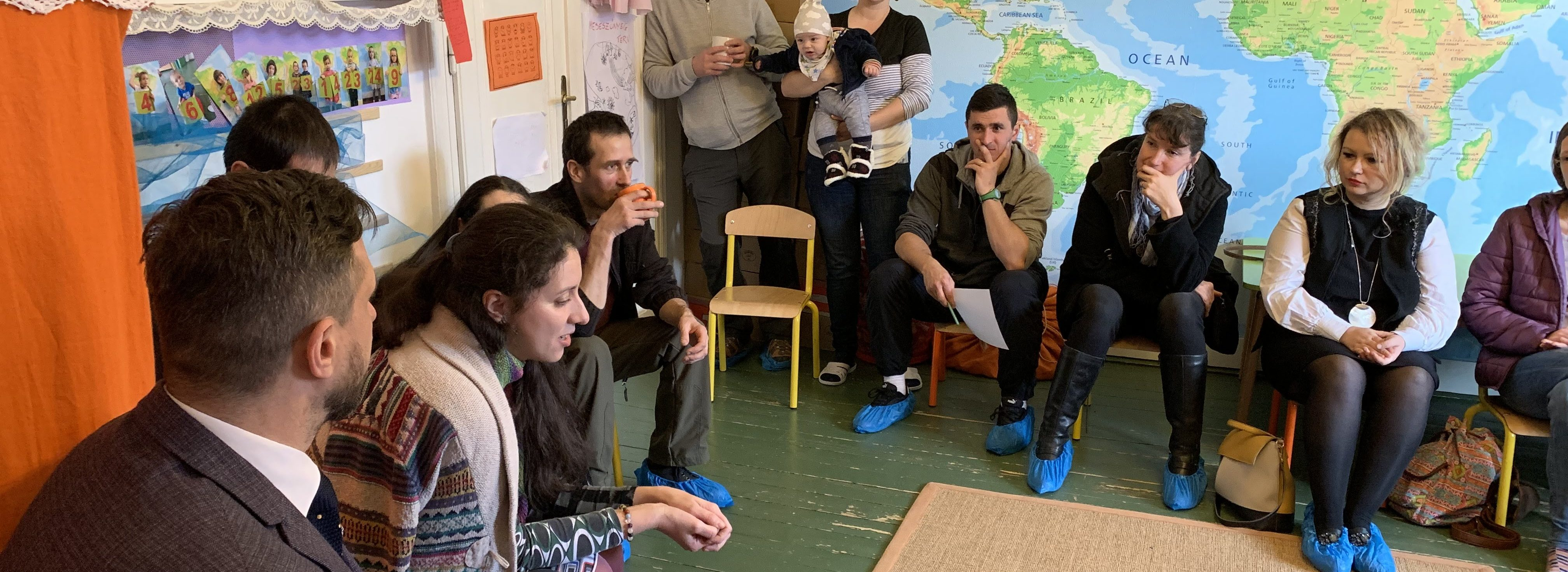 Otthonoktatás kiscsoportban a gyakorlatban