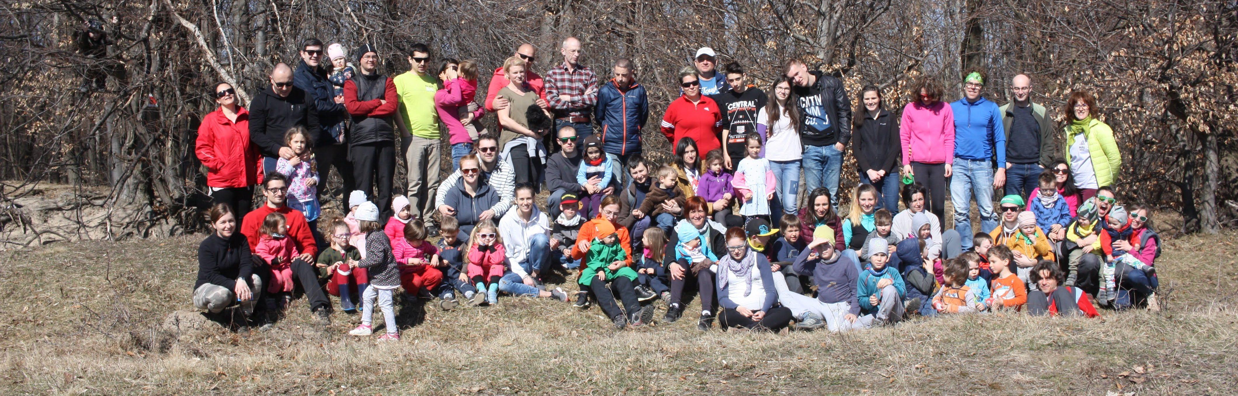 Tavaszi családos kirándulás